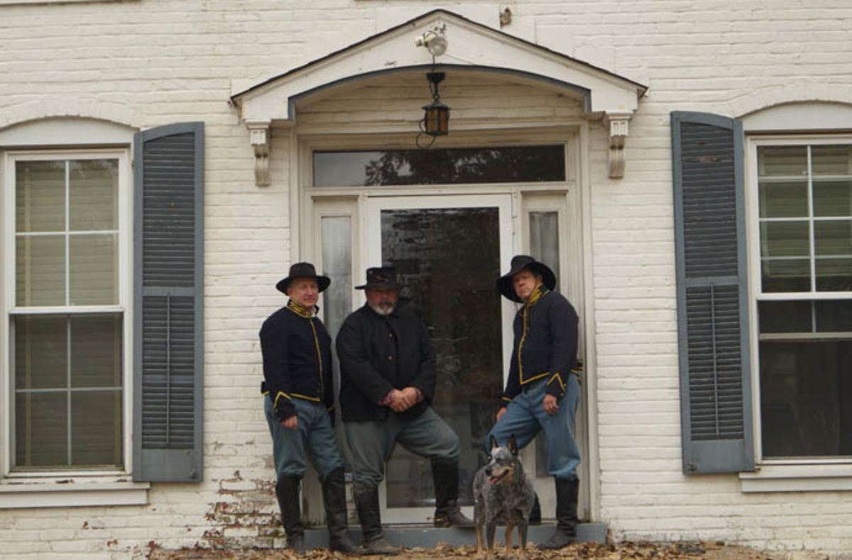 Division Cavalry Brigade, Inc.